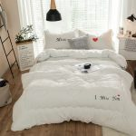 A variety of bed linen for the feel-good factor (25)