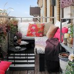 Bohemian style for your terraces and balconies