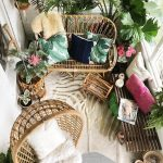 Bohemian style for your terraces and balconies (4)