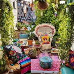 Bohemian style for your terraces and balconies (6)