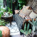 Bohemian style for your terraces and balconies (7)