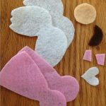 DIY Felt Angel Ornamnet