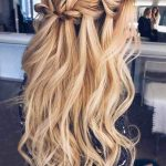 Fast and easy hair dressing 50 ideas for beautiful hair (35)