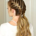 Fast and easy hair dressing 50 ideas for beautiful hair (37)