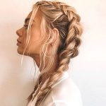Fast and easy hair dressing 50 ideas for beautiful hair (39)