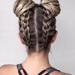 Fast and easy hair dressing 50 ideas for beautiful hair (43)