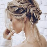 Fast and easy hair dressing 50 ideas for beautiful hair (45)