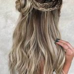 Fast and easy hair dressing 50 ideas for beautiful hair (51)