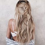 Fast and easy hair dressing 50 ideas for beautiful hair (64)
