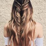 Fast and easy hair dressing 50 ideas for beautiful hair (66)