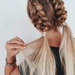 Fast and easy hair dressing 50 ideas for beautiful hair (68)
