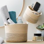 Low cost ideas for decoration, wicker (3)
