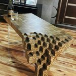 The most beautiful coffee table models made of wood (16)
