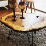 The most beautiful coffee table models made of wood (27)