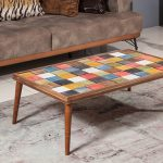 The most beautiful coffee table models made of wood (28)