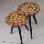 The most beautiful coffee table models made of wood (3)