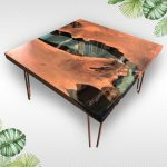 The most beautiful coffee table models made of wood (33)